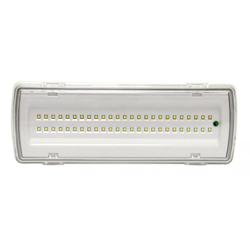 EM WALL2 LED 3H IP65